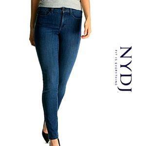 NYDJ Alina Legging High Rise Skinny Jeans Jeggings